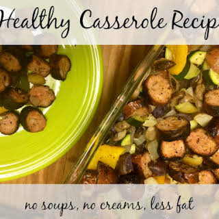 Healthy Casserole Without Cheese Recipes.
