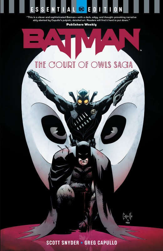 Batman: The Court of Owls Saga: DC Essential Edition (2018)
