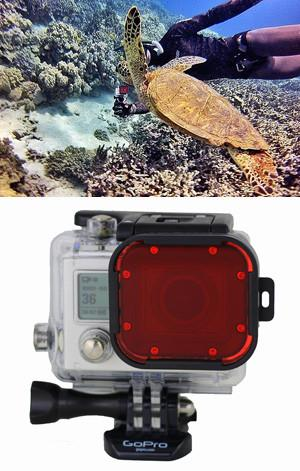 Gopro Polar Pro ND filters
