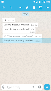 Chat Bin (Recover deleted chat) Apk Download for Android 5