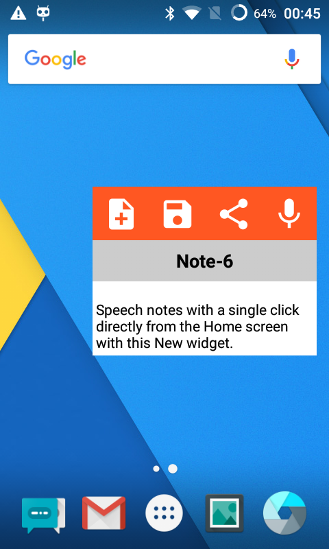 Speechnotes - Speech To Text- screenshot