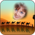 Desert Photo Frames Icon