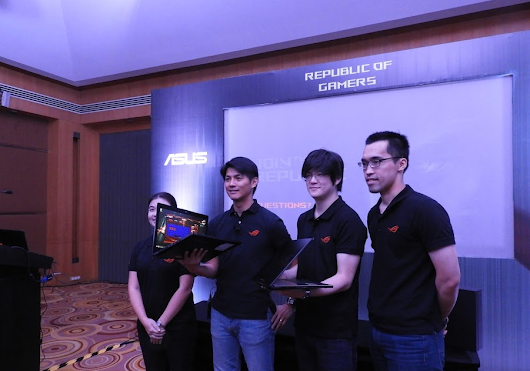 Asus ROG Event and Zephyrus launch in India.