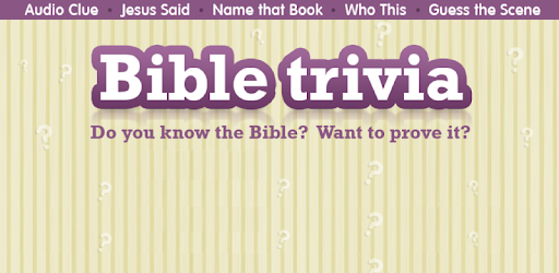 Bible Trivia Quiz Game - Apps on Google Play