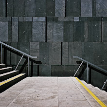 Photo: Stairs in front of the mumok (museum of contemporary art) in Vienna (Austria).  #abstract   #vienna   #wien   #mumok