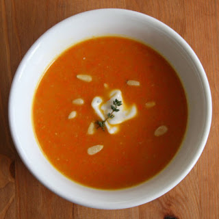 Low Fat Ginger Carrot Soup Recipes