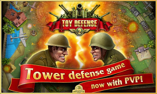 Toy Defense 2 FREE ‒ strategy