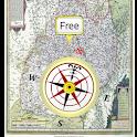 Compass Moravia Free icon