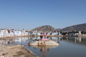 Photo: Pushkar sarovar