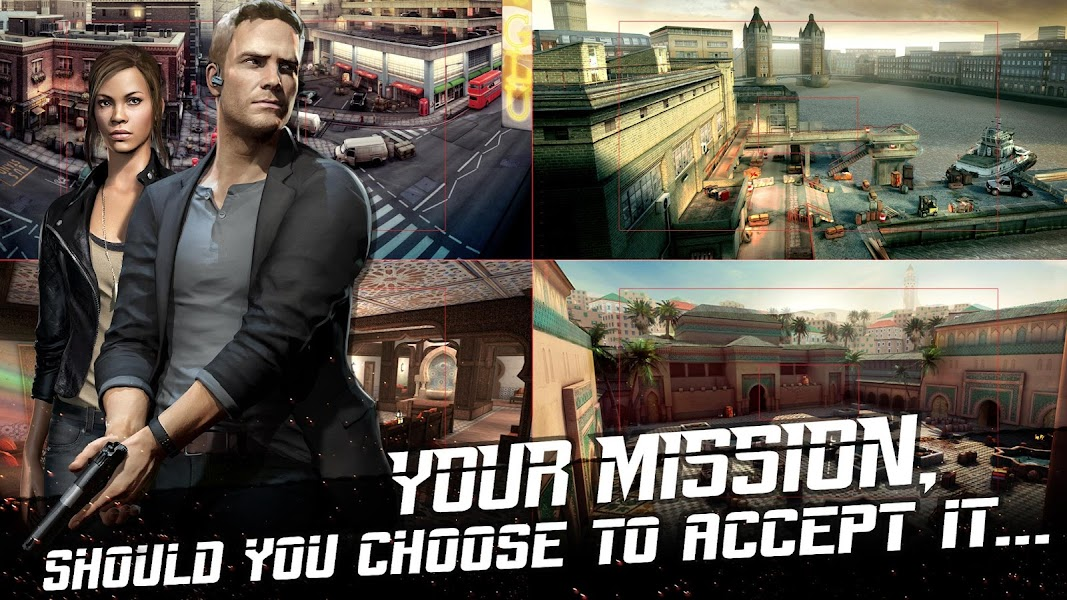 Mission Impossible RogueNation APK v1.0.1 Mega Mod - Cover