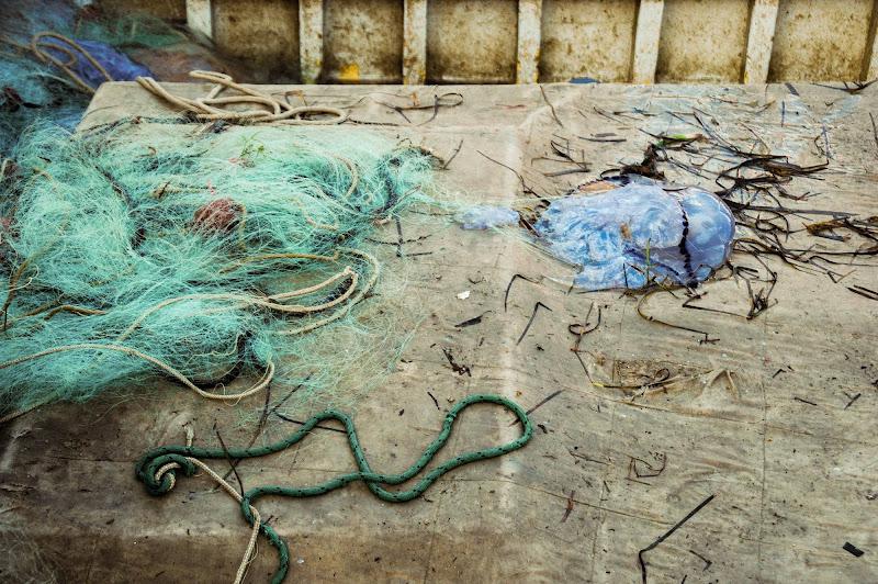 un peschereccio senza bottino di GiadaN