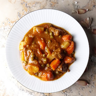 Spicy Vegetable Stew Slow Cooker Recipes