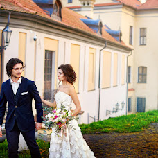 Wedding photographer Galickiy Dmitriy (GALIK). Photo of 08.02.2017