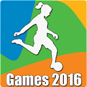 Football Women of Rio 2016