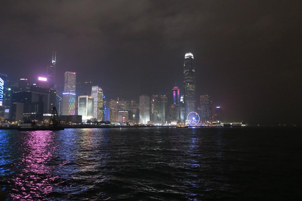Hong Kong: cyberpunk (Гонконг: киберпанк)