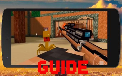 is pixel gun 3d offline