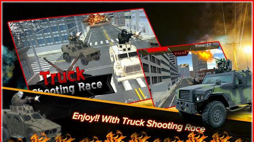 卡車射擊3D:毀滅