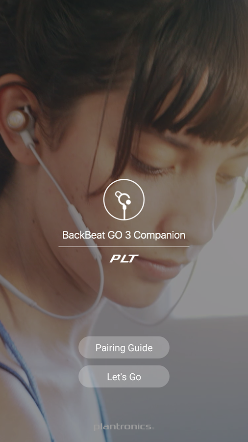 BackBeat GO 3 Companion- screenshot