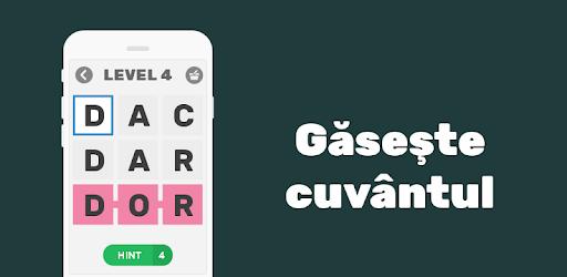 gasiti cuvantul - Apps on Google Play