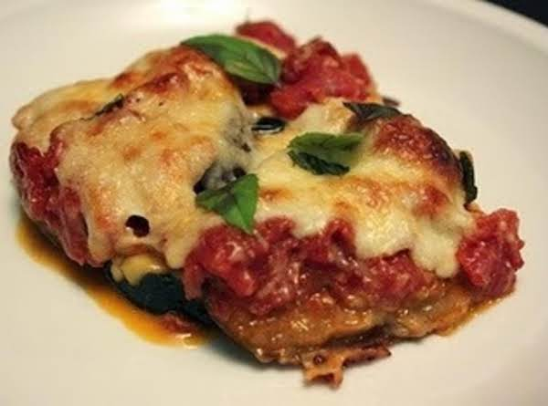 Eggplant With Parmesan Recipe