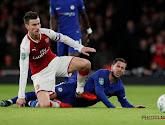 Laurent Koscielny a brossé la reprise des entraînements avec Arsenal