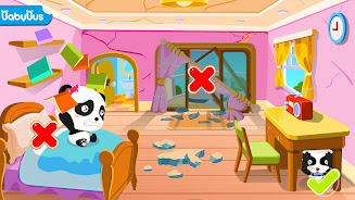 دانلود Little Panda Earthquake Safety اندروید