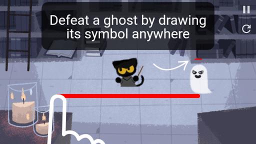 Doodle Halloween 1.3.1 screenshots 3