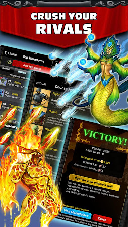 Kingdoms at War: #1 PVP MMORPG 3.33 screenshot 212332