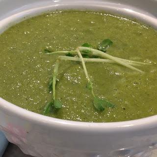 Why I Love Asparagus Soup