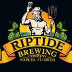 Logo for Riptide Brewing Company
