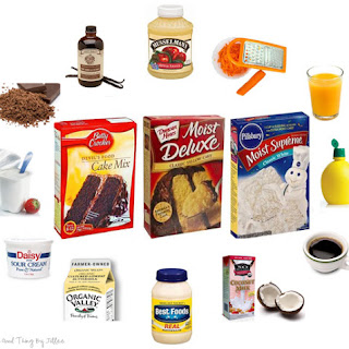 How To Make Boxed Cake Mixes Taste Homemade