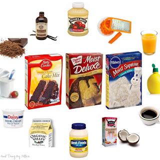 How To Make Boxed Cake Mixes Taste Homemade.
