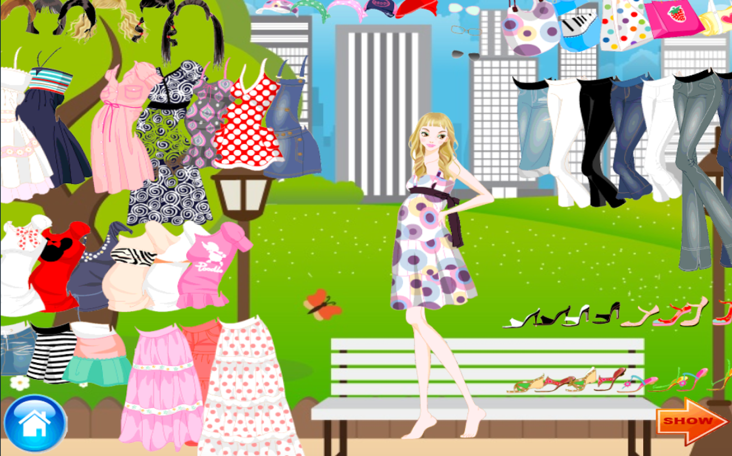 Dress Up Games For Women