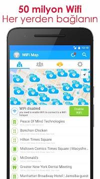 WiFi Map ile Wifi Şifreleri Nasıl Bulunur?