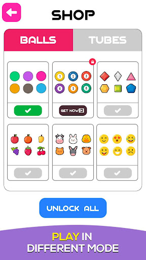 Ball Sort Out Puzzle 1.1.4 screenshots 2