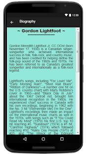 Gordon Lightfoot Lyrics Music - náhled