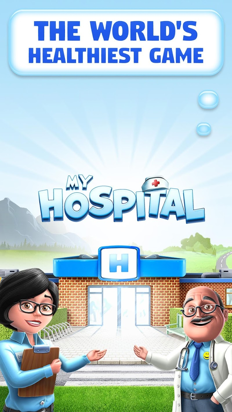 My Hospital: Build and Manage Screenshot 4