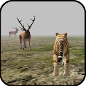 tiger wild crush icon