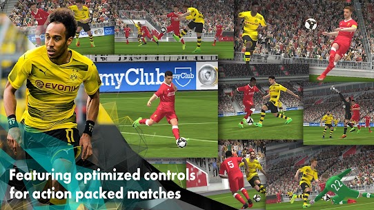 PES 2017 PRO EVOLUTION SOCCER 1.2.2 MOD (Unlimited Money) Apk + Data 9