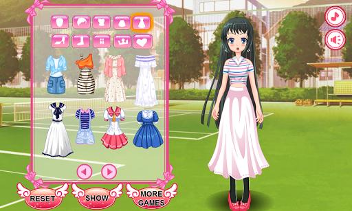 Télécharger Gratuit Habillage d'Animes APK MOD (Astuce) screenshots 5