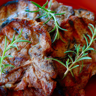 Quick and Easy Pork Chop Marinade.