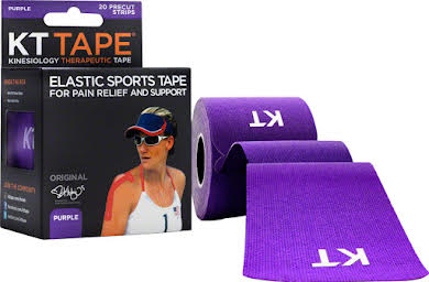 KT Tape Kinesiology Therapeutic Body Tape: Roll of 20 Strips alternate image 0