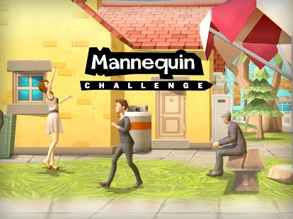 Mannequin Challenge Game- screenshot thumbnail