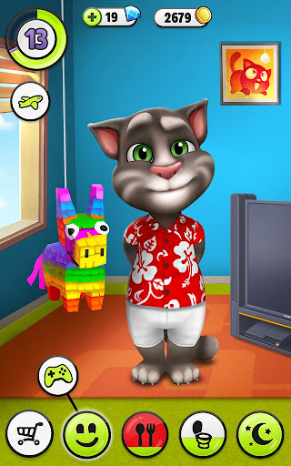 My Talking Tom screenshot 16