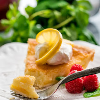 Lemon Egg Flour Recipes