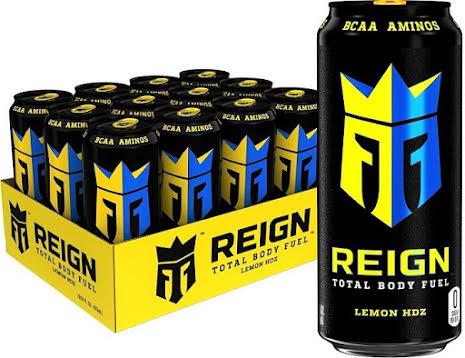 Reign Body Fuel 500ml Lemon HDZ - 1st