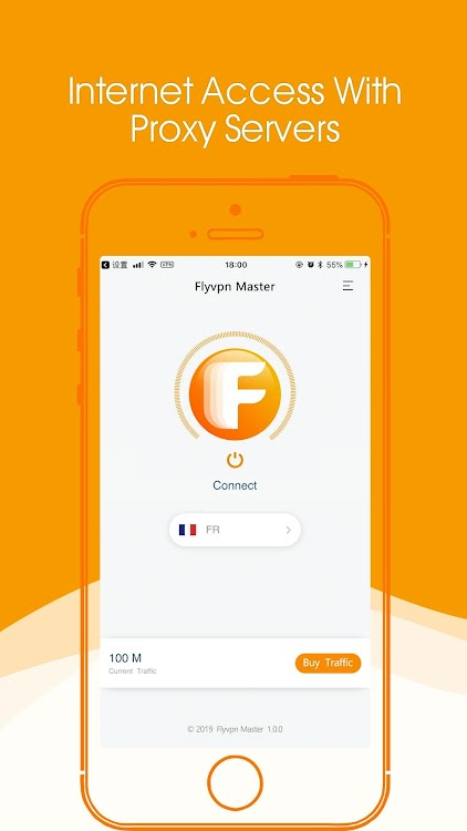Flyvpn Master - 免费高速SSR客户端– (Android Apps) — AppAgg