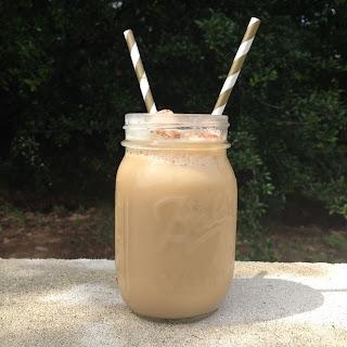 Creamy Vanilla Chai Tea Frappuccino.