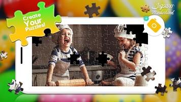 Jigsaw Wonderland - Best Jigsaw Puzzles for Free