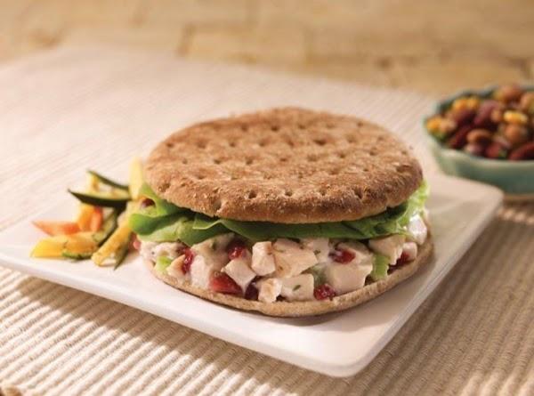 Tarragon Turkey Salad Sandwich Recipe
